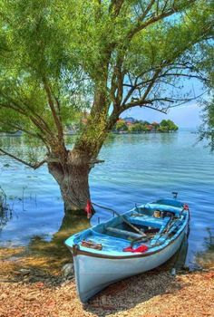 Young At Heart,so What Happend is part of Boat art - bigboyhideout Landscape Art, Landscape Paintings, Landscape Photography, Nature Photography, Nature Pictures, Art Pictures, Beautiful Pictures, Boat Art, Old Boats