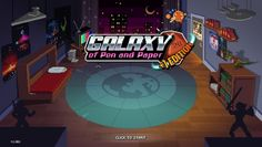 Galaxy of Pen & Paper is an RPG set in the year 1999 with extraterrestrial aliens to fight and intergalactic missions to keep you busy. Pen And Paper Games, Classic Memes, Star Wars Rpg, Game Start, High Fantasy, Games To Play, Pc Games, News Games, Galaxy