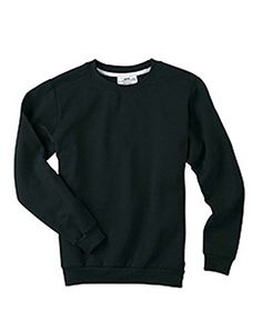 Anvil Ladies Ringspun Crewneck Sweatshirt  BLACK  XL Color Black Size XLarge Model 71000L * Find out more about the great gardening product at the image link.