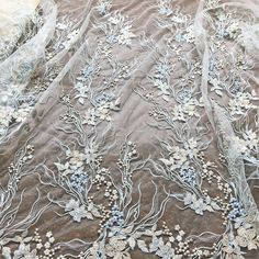 * * * * * * N o t e * * * * * * If you choose express shipping, contact number is a MUST for shipping, please leave it with orders, Thank you. * * * Welcome to our shop, enjoy your shopping moment! Exquisite Embroidery Lace Flower Fine Embroideried Floral Lace Trims Sewing Addition for Wedding Gown Dance Dress Fringe * * * * * * S i z e * * * * * * Width - 51 Inches ( 130 cm ) * * * * * C o l o r * * * * * * * * * Q u a n t i t y * * * * This listing is for 1 yard, if you order more we will give Lace Flowers, Fabric Flowers, Floral Lace, Embroidered Lace Fabric, Floral Embroidery, Blush Curtains, Lace Weddings, Fabric Design, Fabric Art