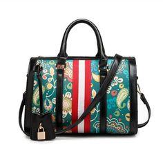 9939143bc5e Beautiful Luxury Colorful Large Fashion Leather w Lock Shoulder Handbag 4  Colors. Floessence. Veevan 2016 Fashion Pu Leather Boston Women Bag ...
