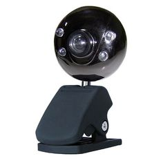 A webcam is a small digital camera connected to the computer which can capture images and transmit them over the Internet, either a Web page or other computers privately. They are also widely used in instant messaging and chat and Skype, Line, Hangouts etc. Usually you can transmit live images, but you can also capture images or small videos and events.
