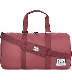 HERSCHEL Novel duffle bag (Dusty+blush/kaleidoscope