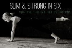 The Balanced Life 6-week Pilates Program