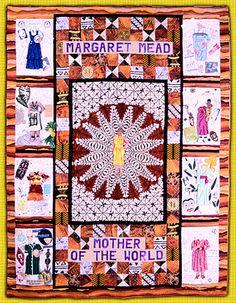 Rebekka Seigel: Art Quilts - Women's Work