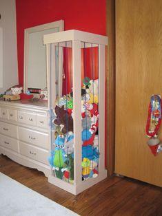 Bedroom Way to organize the stuffed animals  DIY Stuffed animal storage - Google Search