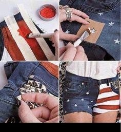 Shorts Customizados (97 Fotos Lindas!!!)