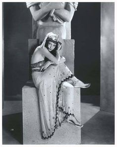 Zita Johann, The Mummy (1932)