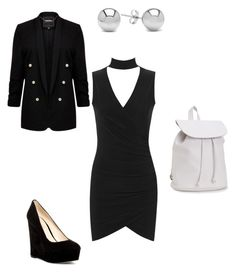 """""""Sunday (me) 03.19.17"""" by fashionqueen1995 on Polyvore featuring WearAll, Nine West, Aéropostale and Jewelonfire"""