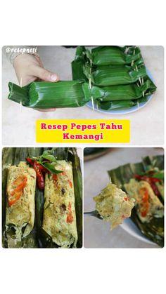 Unique Recipes, Asian Recipes, Ethnic Recipes, Baby Food Recipes, Cooking Recipes, Healthy Recipes, Tastemade Recipes, Indonesian Cuisine, Diy Food