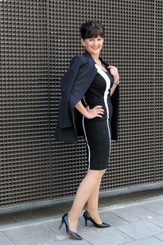 Immer schick im kleinen Schwarzen - egal wie jung Sie sind - www.lady50plus.de