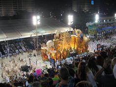 Rio Carnaval Sambadrom 2011