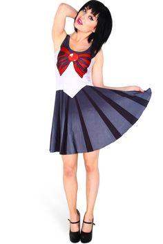 Sailor Scout Living