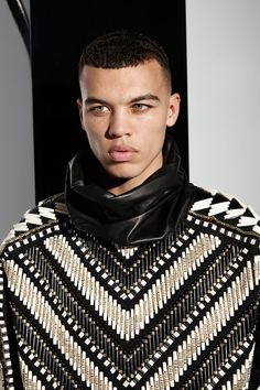 Balmain Takes Inspiration From Indigenous Textile Embellishment for Resort 2015 | Urban Native Magazine | Pop-culture with an Indigenous twist