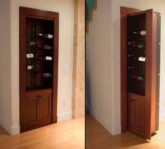 secret passages and hidden rooms | Hidden Beauty: Savvy Secret Room & Passageway ... | Secret Passages