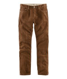 H and M, Brown Corduroy, $30