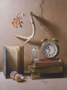 Tempus Fugit by Timothy Jones was selected as a Finalist in the April 2014 BoldBrush Painting Competition.