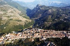 Cerreto Sannita! My fathers home town in Southern Italy! Its been far too long! We hope to see you soon! God Willing!