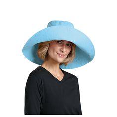 3483a48d1988a  35 Beach Sun Hat  50 SPF Sun Protective Clothing - Coolibar Wide Brim Sun  Hat