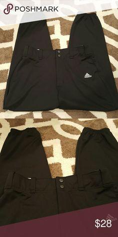 MEN'S ADIDAS BASEBALL PANT Mint and great condition! Size medium. Baseball pants with elastic cuff and elastic band. Adidas Pants Sweatpants & Joggers