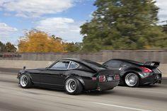 The Z Couple - Import Tuner Magazine   Flickr - Photo Sharing!