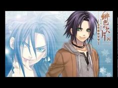 hiiro no kakera opening song nee full-most beautiful opening of any anime! Hot Anime Guys, I Love Anime, Me Me Me Anime, Novel Characters, Anime Characters, Hiiro No Kakera, Anime Songs, Otaku Mode, Shoujo