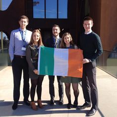 Happy St. Patrick's Day :) some of our Irish colleagues are celebrating it!