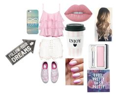 """""""Untitled #12"""" by angyeisnotonfire ❤ liked on Polyvore featuring Casetify, Trademark Fine Art, Sass & Belle, Pierre Balmain, MINKPINK, Vans, Lime Crime and Clinique"""
