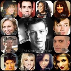 I will never forget the originals :')