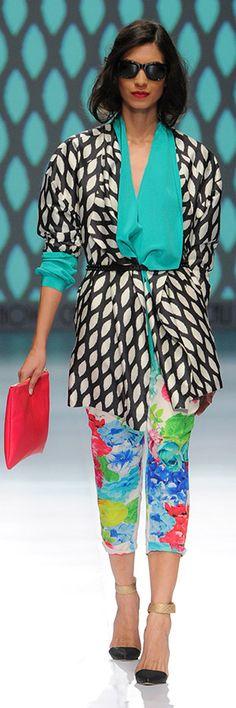 Pasarela Renata Lozano - Cali Exposhow 2013
