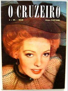 """capas da revista o cruzeiro dos anos 50 - Pesquisa Google IMAGENS - Revista: Importantes revistas dos anos 50/60 - (III)-ATUALIDADES - """"O CRUZEIRO"""""""