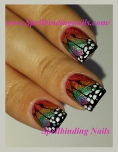 Spellbinding Nails: MoYou London Pro Collection 03 + ' Using 2 (Or More) Colorus To Stamp! '
