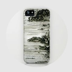 birch iphone case by september wren