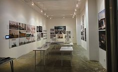What About It?: WAI Architecture Think Tank Exhibition