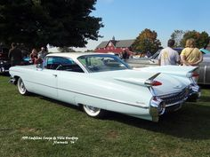 Classic and antique cars. Sometimes custom cars but mostly classic/vintage stock vehicles. Vintage Cars, Antique Cars, 1959 Cadillac, Custom Cars, Classic Cars, Antiques, Vehicles, Cutaway, Car Tuning