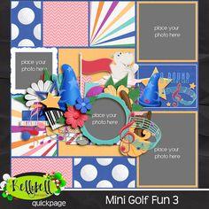 Mini Golf Fun Quickpage 3