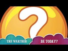 The Weather Song - YouTube