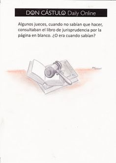Don Cástulo: Ante la duda