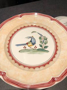 Villeroy & Boch Jardin d'Alsace Fleur | FINN.no Alsace, Fine Porcelain, Plates, Tableware, Licence Plates, Dishes, Dinnerware, Griddles, Tablewares