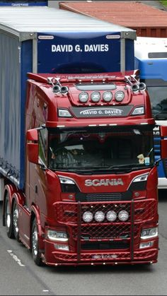 Scania Truck King of the Road. Used Trucks, Big Rig Trucks, Rc Trucks, Custom Trucks, Cool Trucks, Freight Truck, Road Train, Volvo Trucks, Heavy Truck
