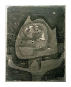 Paul Klee  'Gotze im Fieberland'