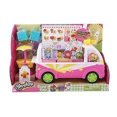 Shopkins S3 Scoops Ice Cream Truck