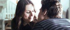 Spencer Hastings (Troian Bellisario and Toby Cavanaugh (Keegan Allen) from Pretty Little Liars