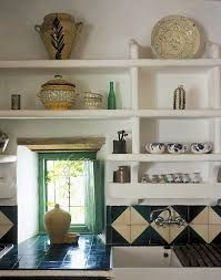 Campo Chic Projects and Interior Design - Gaucin Andalucia Spain - Miscellaneous (like the display of pottery) Kitchen Interior, Kitchen Inspirations, Home, Interior Spaces, Kitchen Decor, House Interior, Home Kitchens, Interior Design, Rustic Kitchen