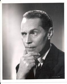 RKO 1946 PR Portrait - By Ernest A. Bachrach - Back Stamped 8x10 B/W