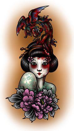 Creepy Drawings, Dark Drawings, Creepy Art, Weird Art, Skull Hand Tattoo, Skull Tattoo Design, Hand Tattoos, Traditional Hand Tattoo, Cactus Tattoo