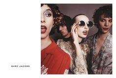 Marc Jacobs Spring Summer 2016 Ad Campaign