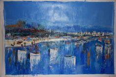 Mujica, Henry: Playa Azul