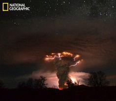 just your normal volcanic lighting doom cloud, no worries