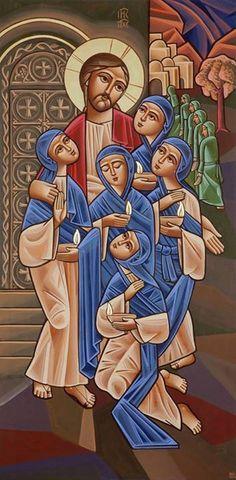 Donne al seguito di Gesu